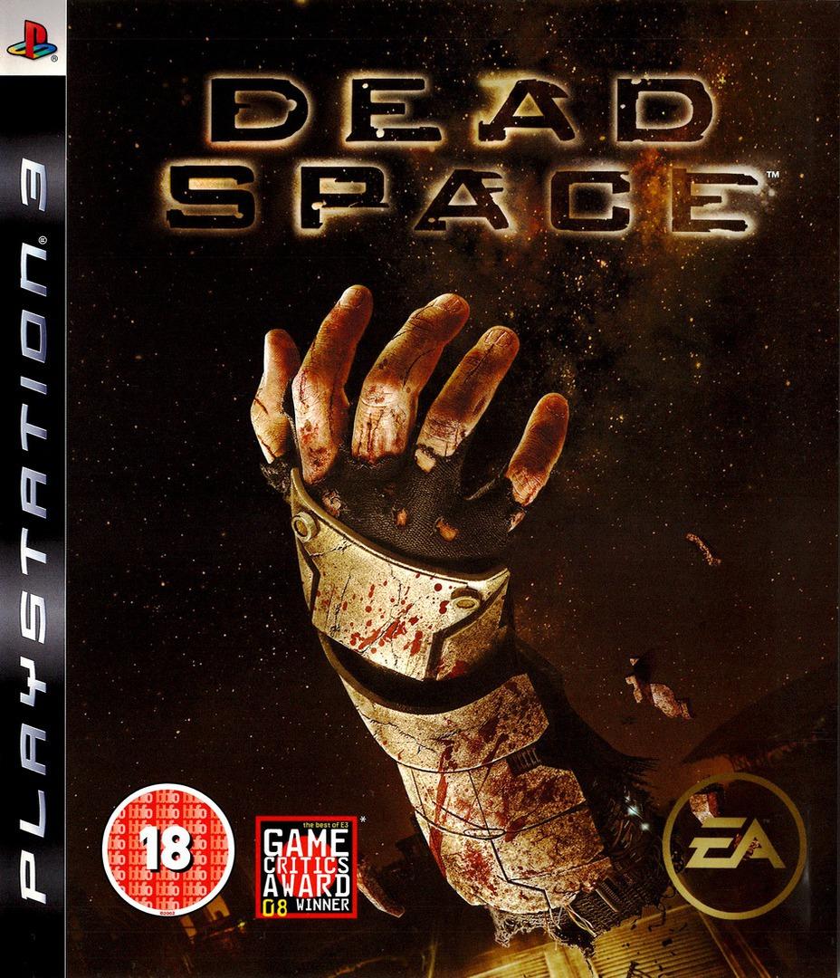 Dead Space PS3 coverHQ (BLES00308)
