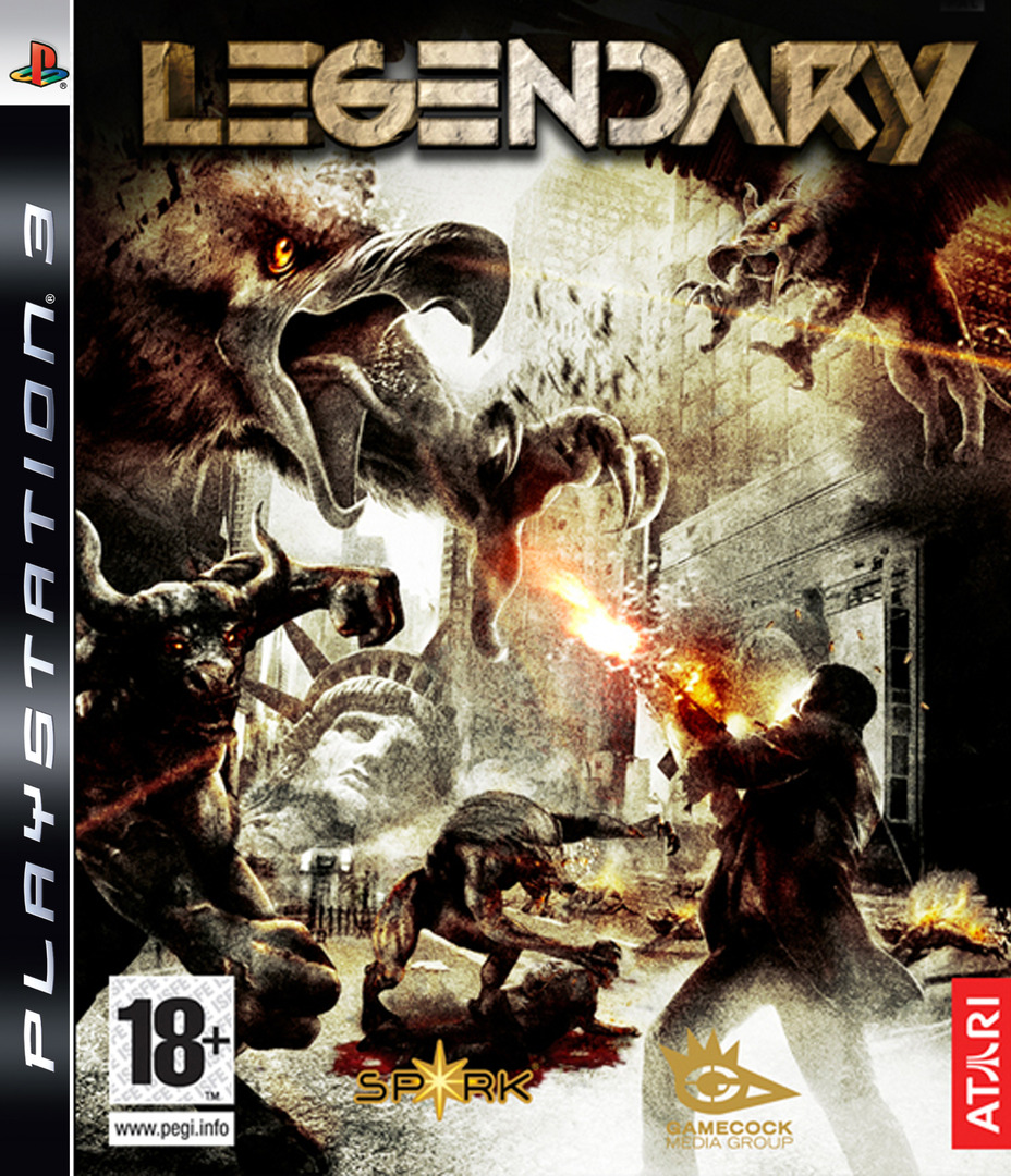 Legendary PS3 coverHQ (BLES00405)