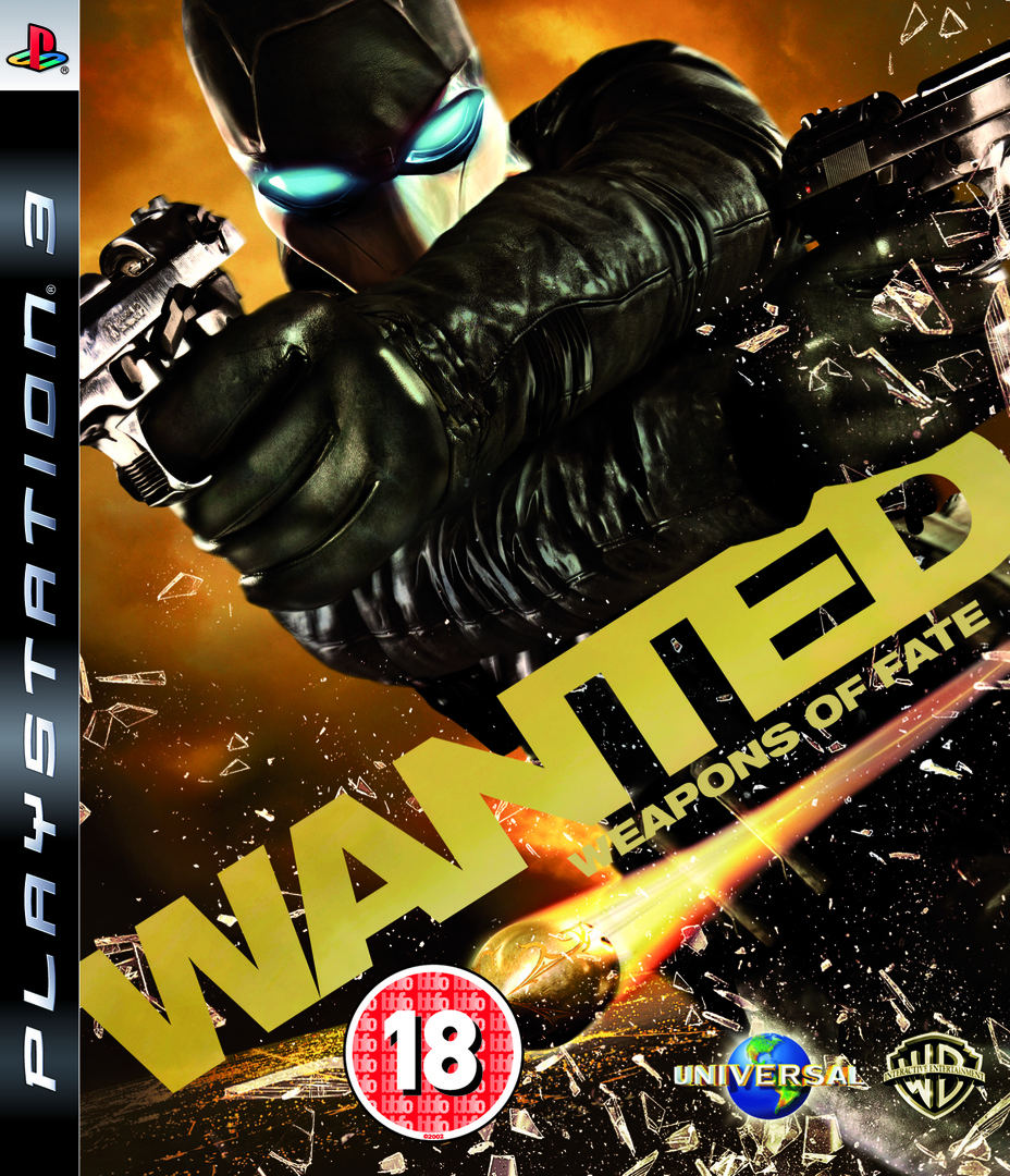 Wanted: Weapons of Fate PS3 coverHQ (BLES00504)