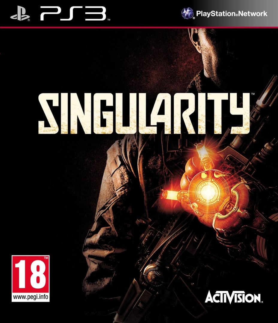 Singularity PS3 coverHQ (BLES00561)