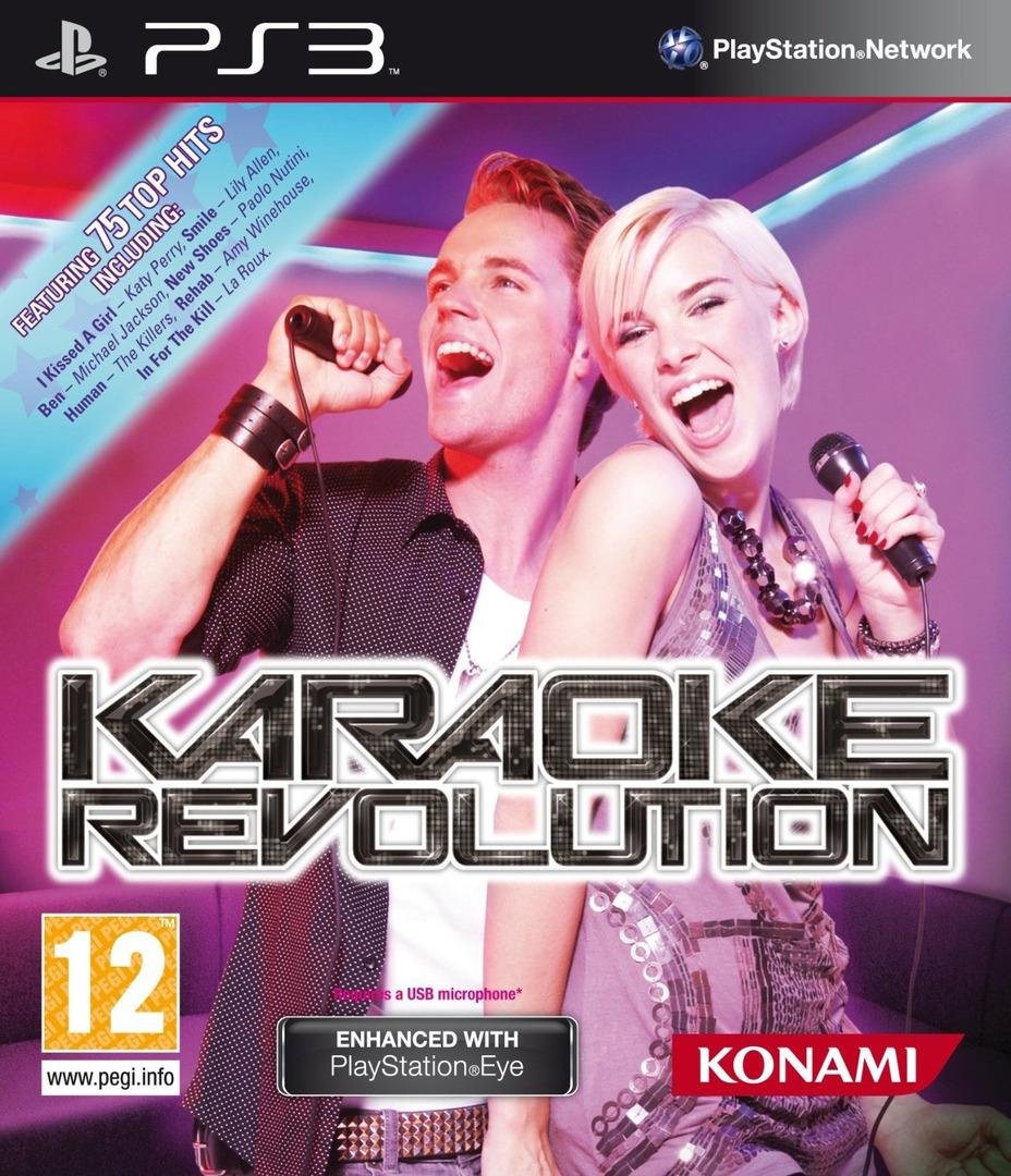 Karaoke Revolution PS3 coverHQ (BLES00694)