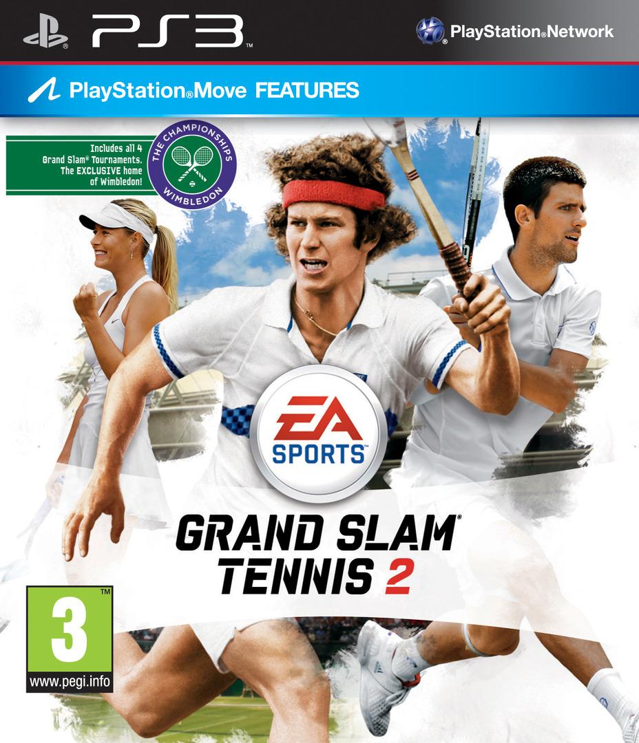 Grand Slam Tennis 2 PS3 coverHQ (BLES00709)