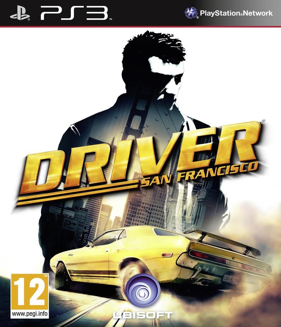 Driver: San Francisco PS3 coverHQ (BLES00891)
