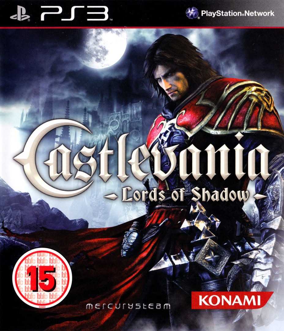 Castlevania: Lords of Shadow PS3 coverHQ (BLES01047)
