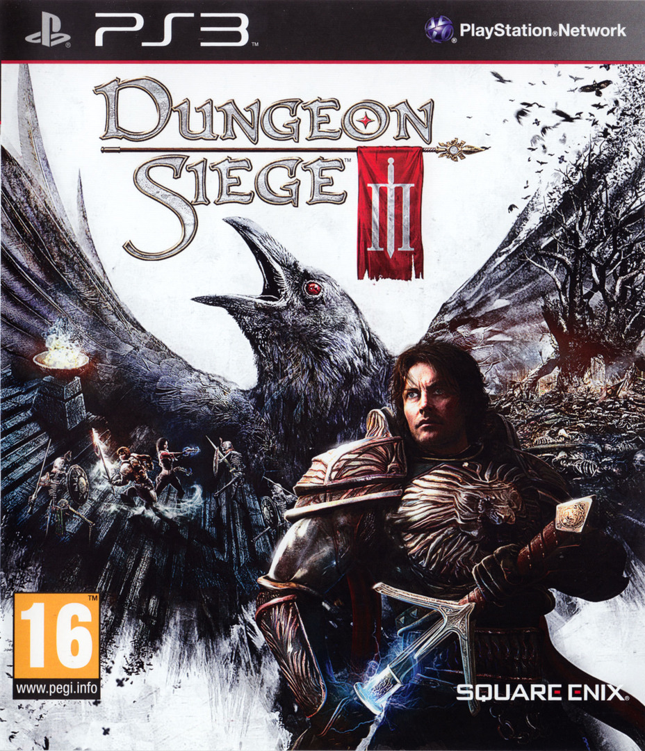 Dungeon Siege III PS3 coverHQ (BLES01161)