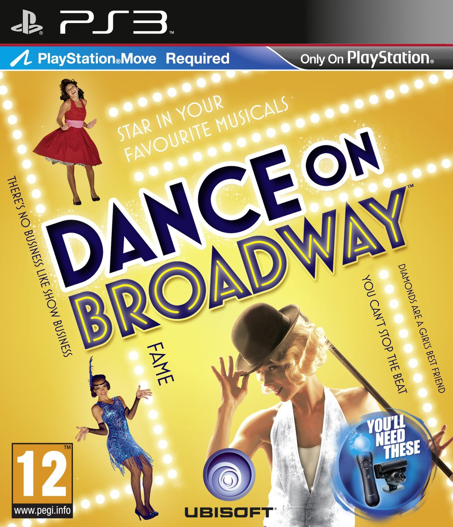 Dance on Broadway PS3 coverHQ (BLES01233)