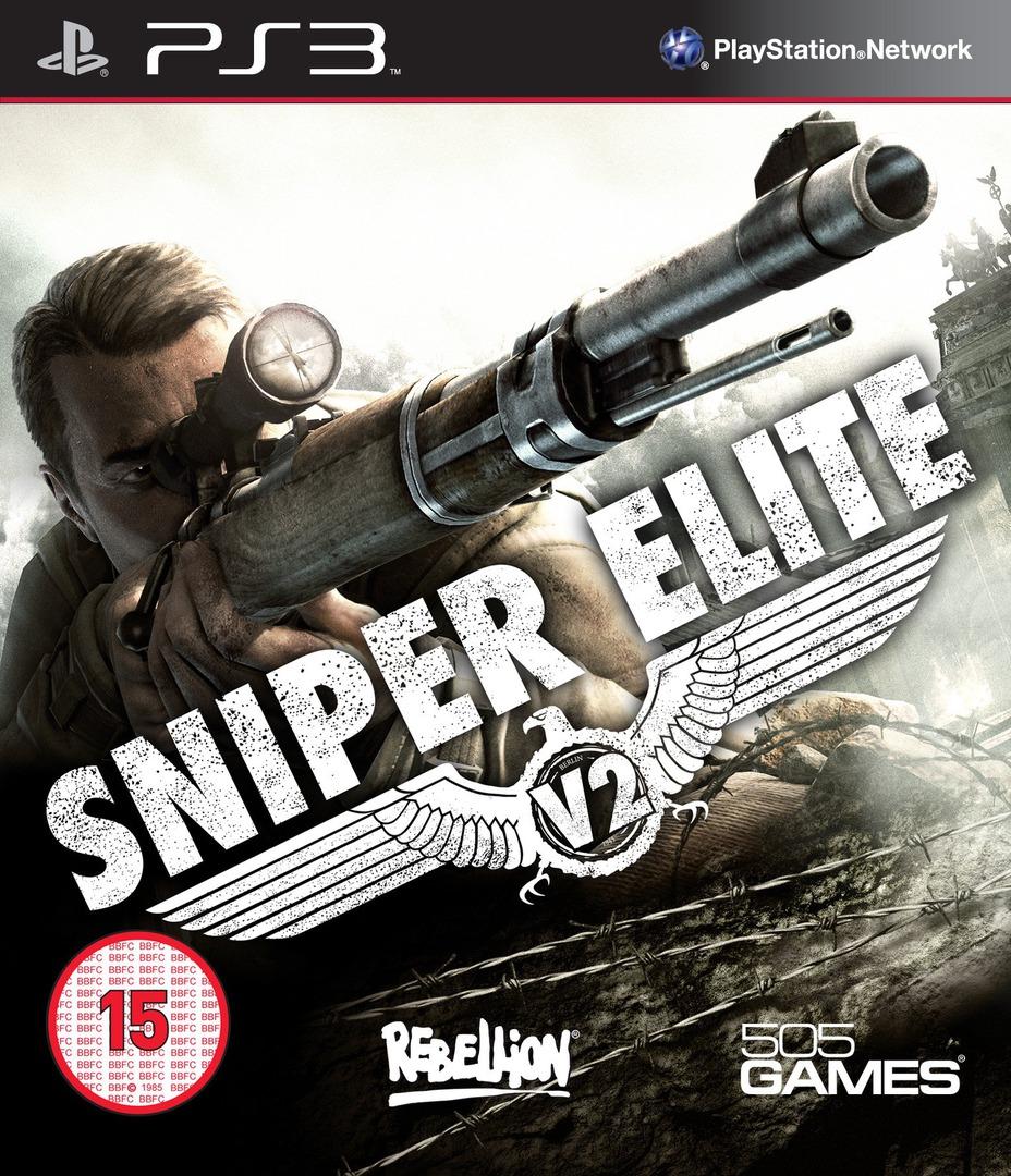 Sniper Elite V2 PS3 coverHQ (BLES01290)