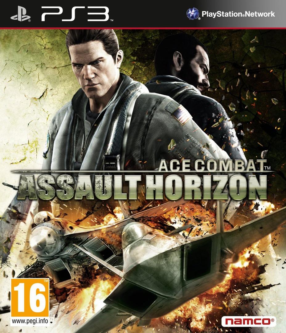 Ace Combat: Assault Horizon PS3 coverHQ (BLES01392)
