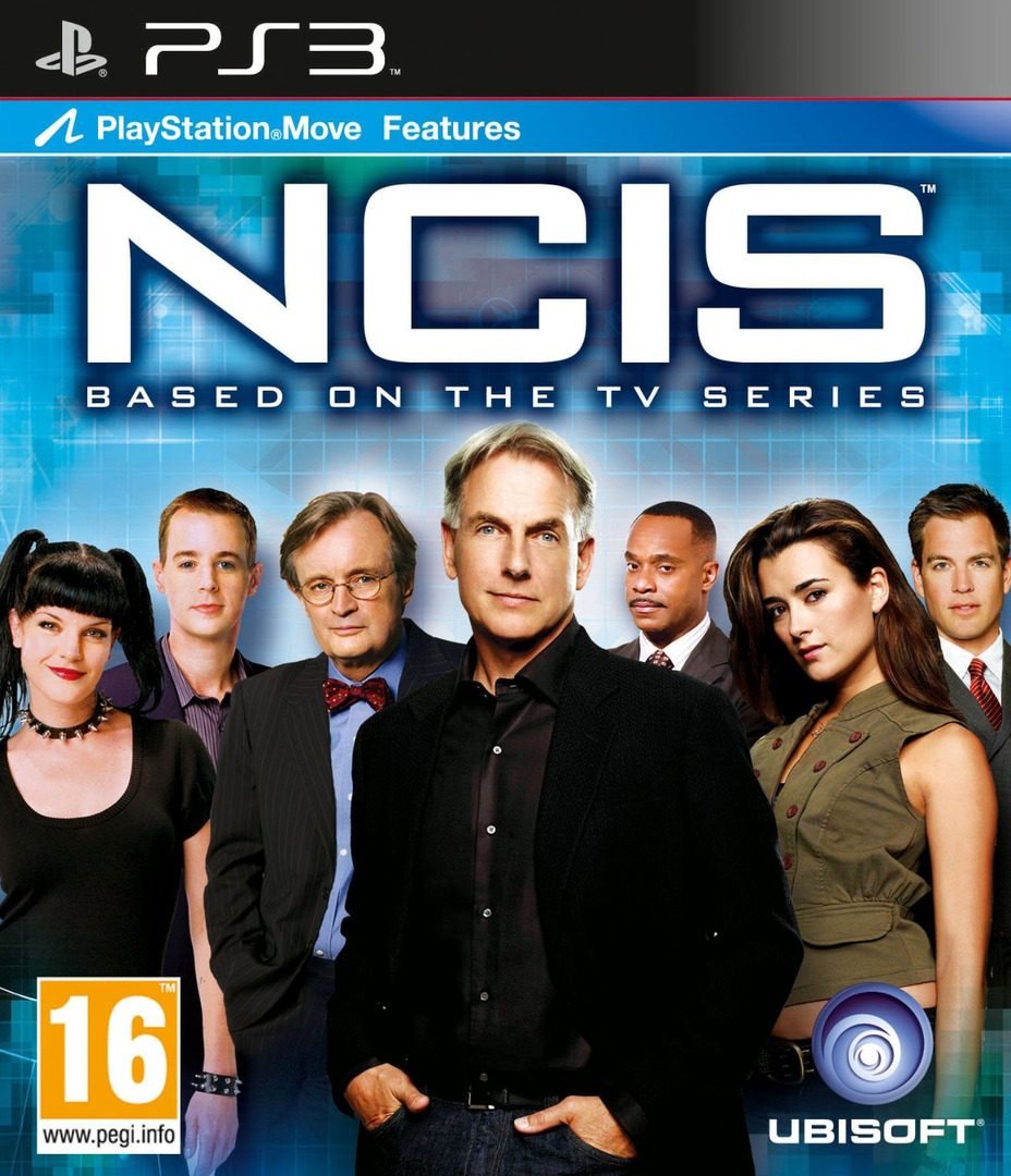 NCIS PS3 coverHQ (BLES01460)