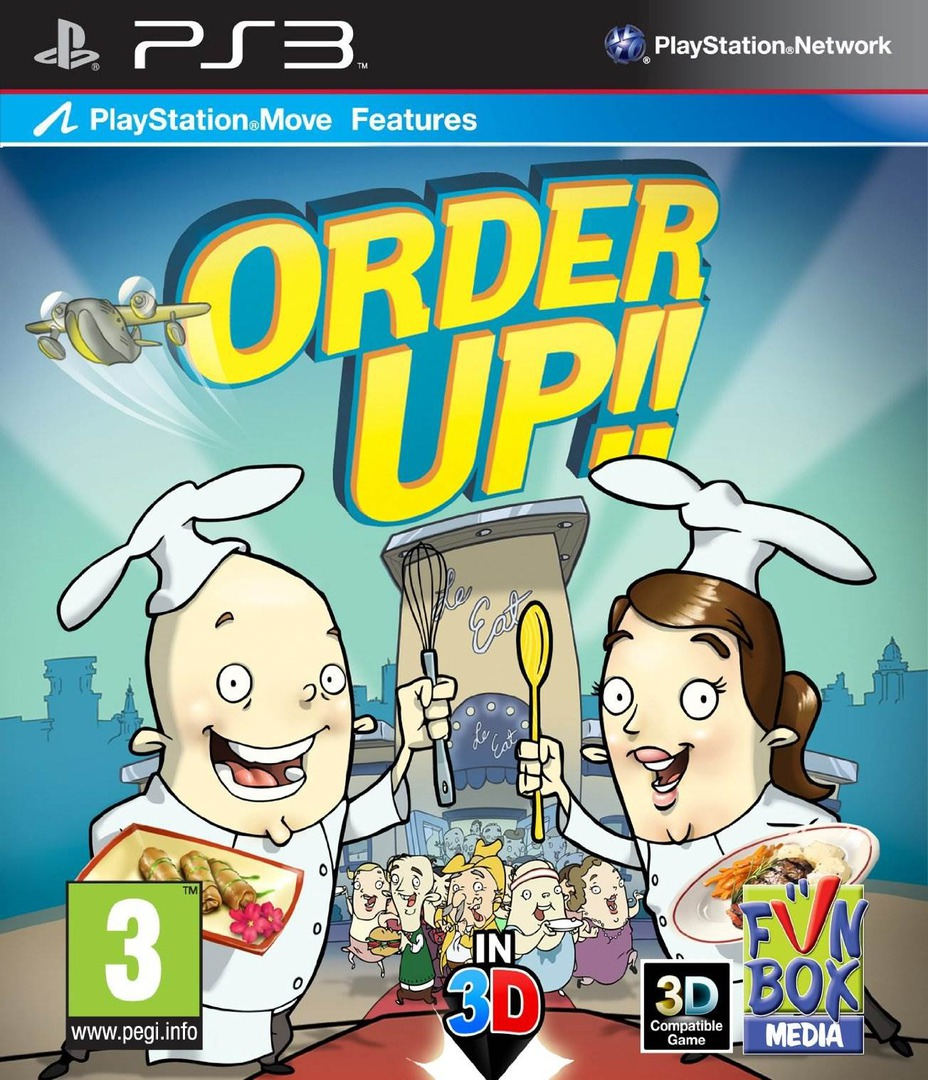 Order Up!! PS3 coverHQ (BLES01470)