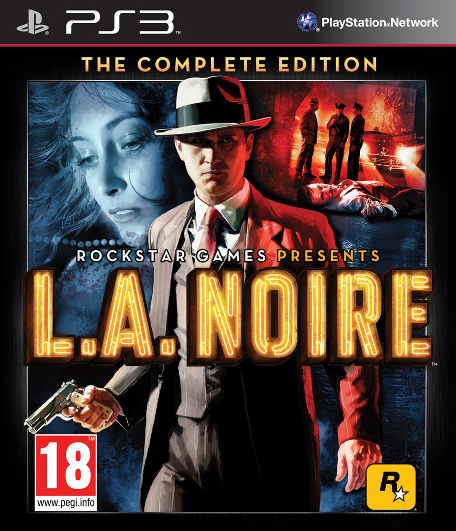 L.A. Noire: The Complete Edition PS3 coverHQ (BLES01488)