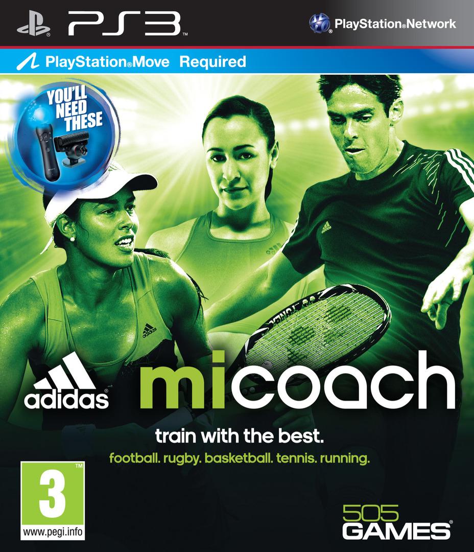 Adidas miCoach PS3 coverHQ (BLES01529)