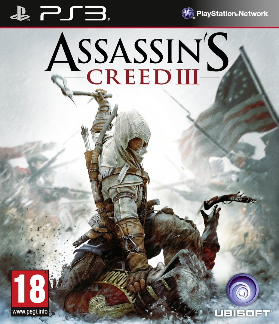 Assassin's Creed III PS3 coverHQ (BLES01667)