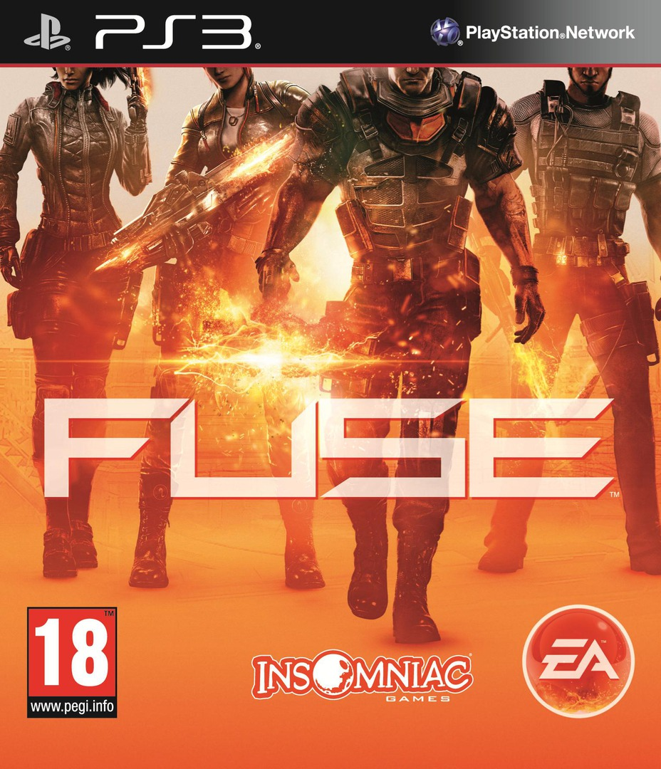 Fuse PS3 coverHQ (BLES01724)