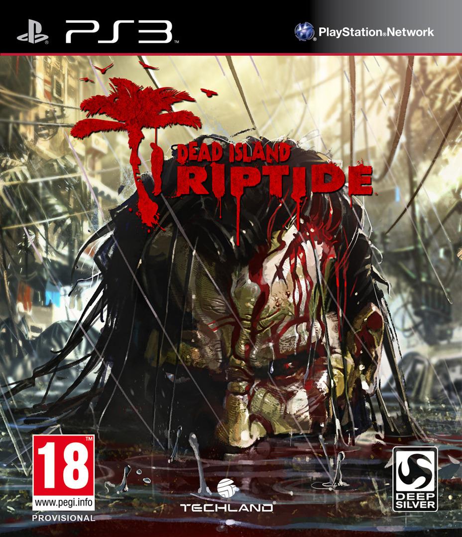 Dead Island Riptide PS3 coverHQ (BLES01739)