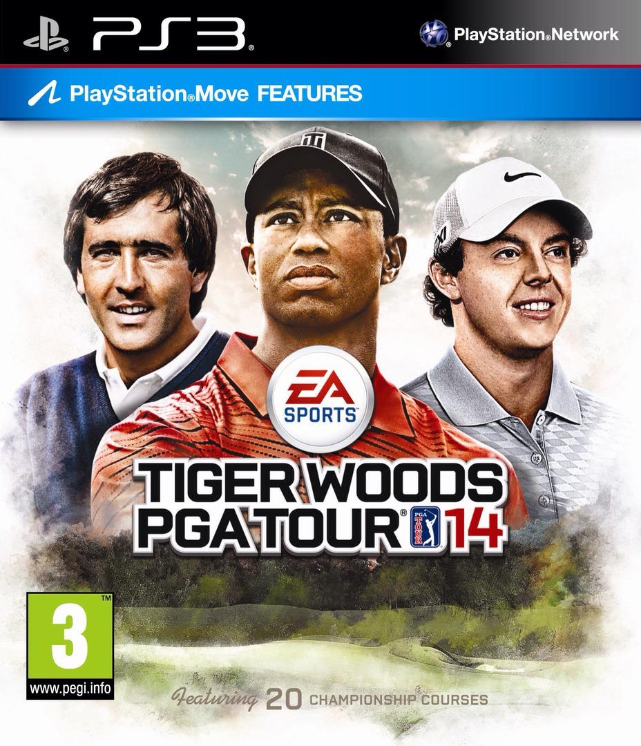 Tiger Woods PGA Tour 14 PS3 coverHQ (BLES01754)