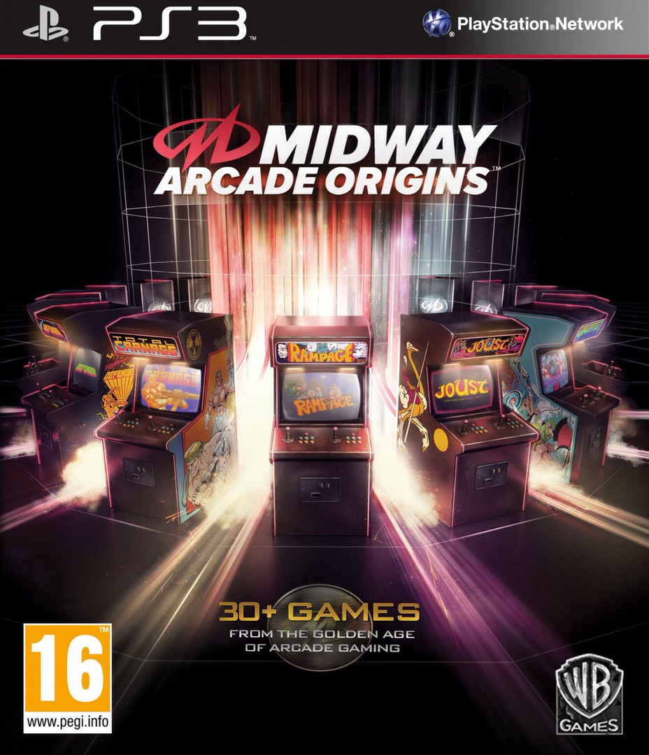 Midway Arcade Origins PS3 coverHQ (BLES01768)