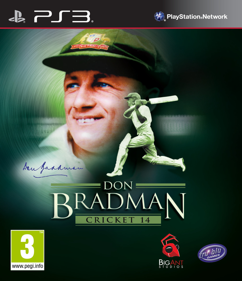 Don Bradman Cricket 14 PS3 coverHQ (BLES01859)