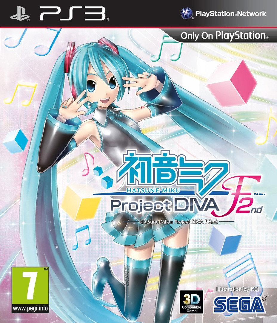 Hatsune Miku: Project Diva F 2nd PS3 coverHQ (BLES02029)