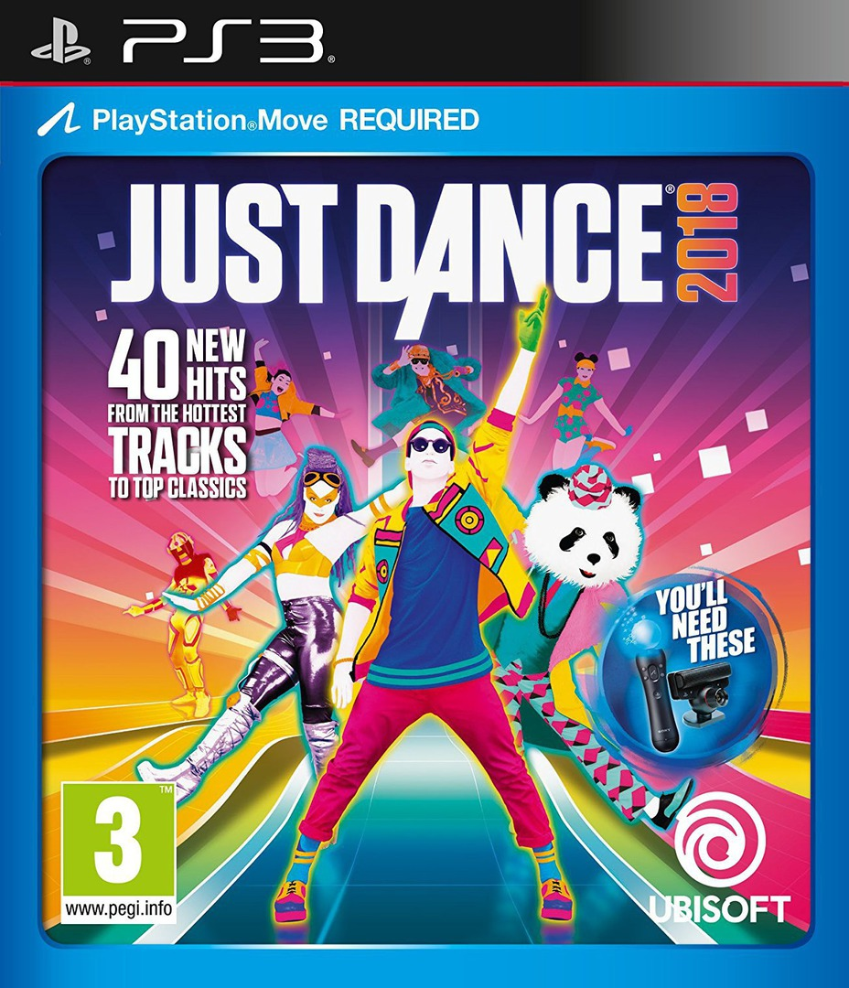 Just Dance 2018 PS3 coverHQ (BLES02254)