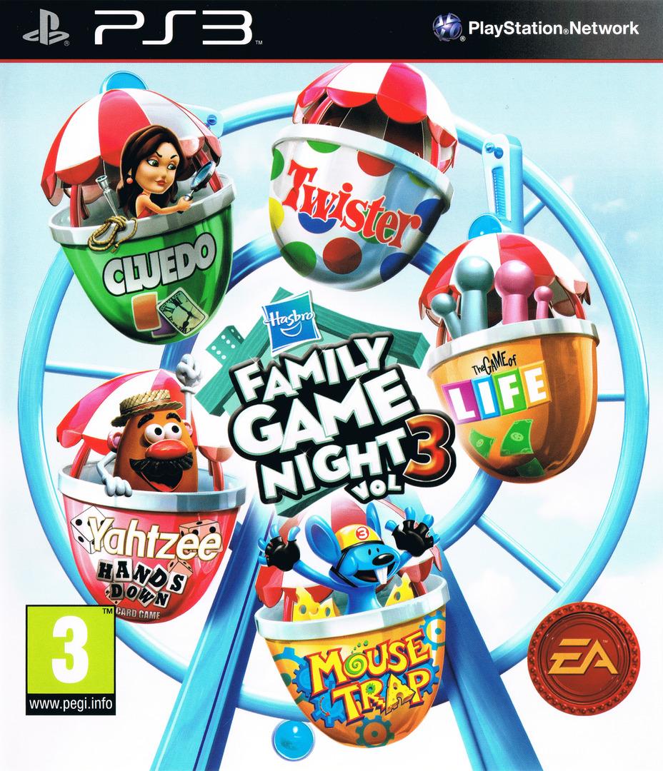 Hasbro Juegos en Familia 3 PS3 coverHQ (BLES00973)