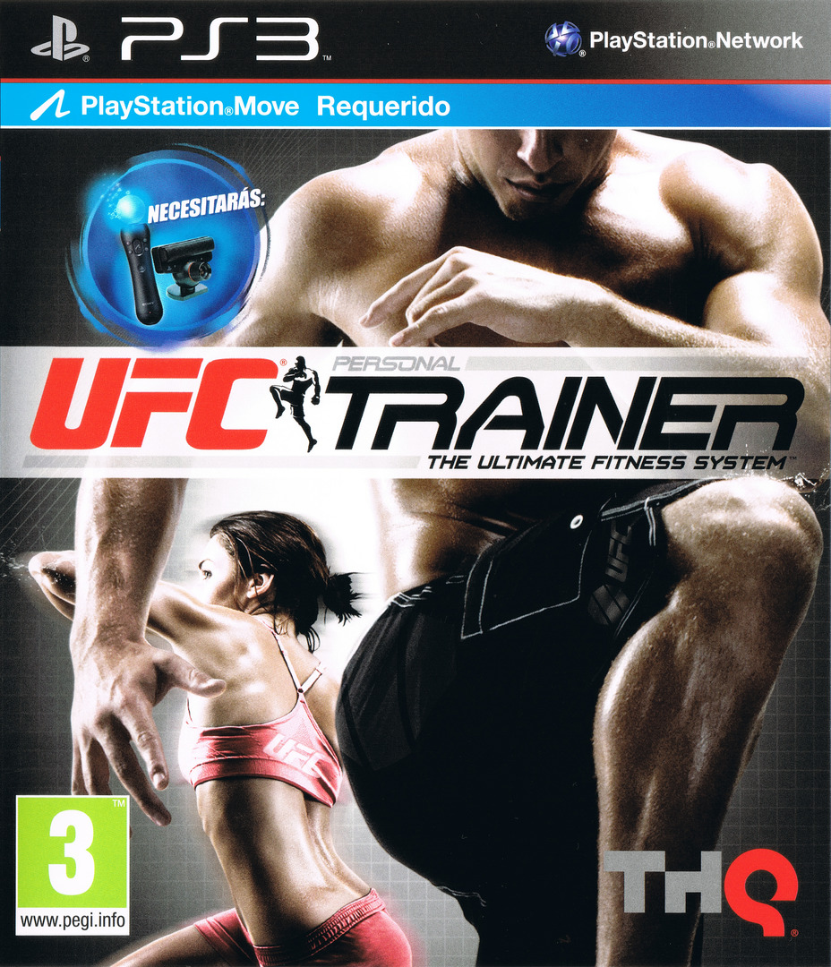 UFC Personal Trainer PS3 coverHQ (BLES01170)