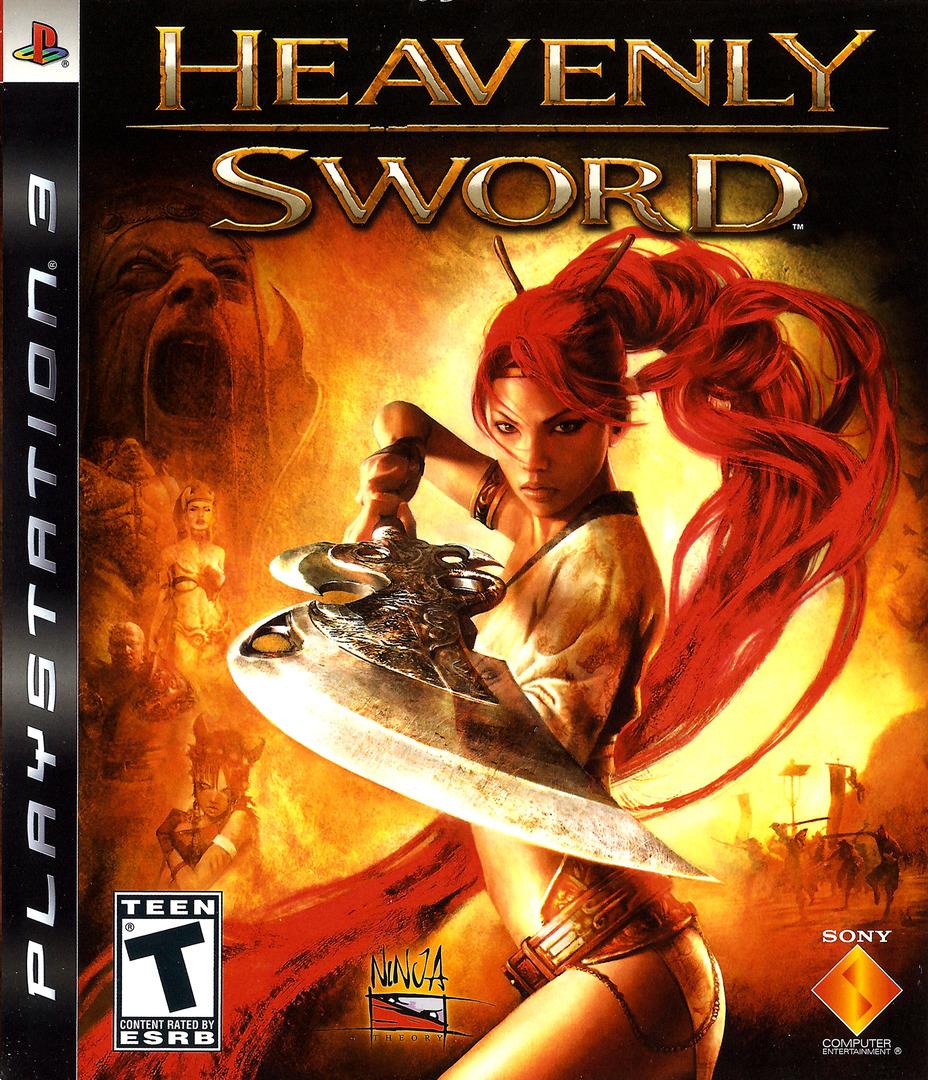 Heavenly Sword PS3 coverHQ (BCUS98132)
