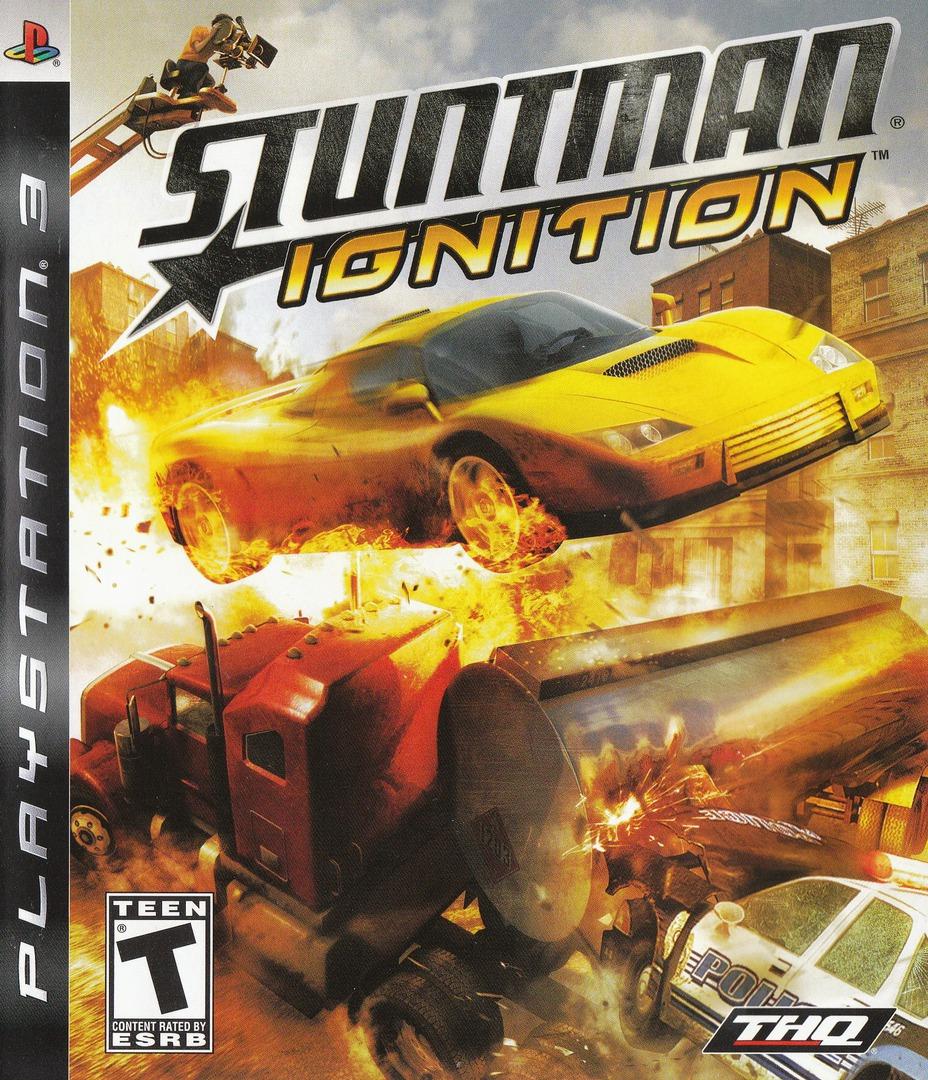Stuntman: Ignition PS3 coverHQ (BLUS30073)