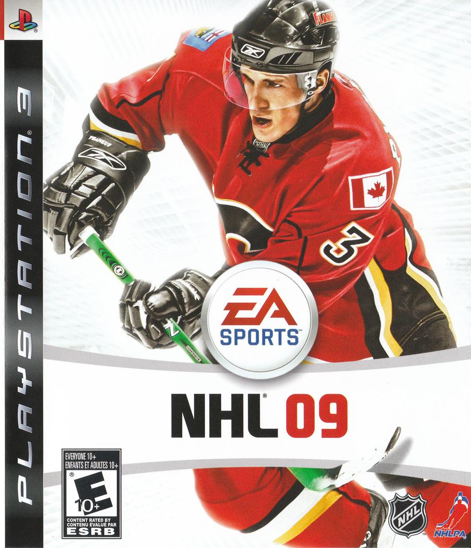 NHL '09 PS3 coverHQ (BLUS30168)