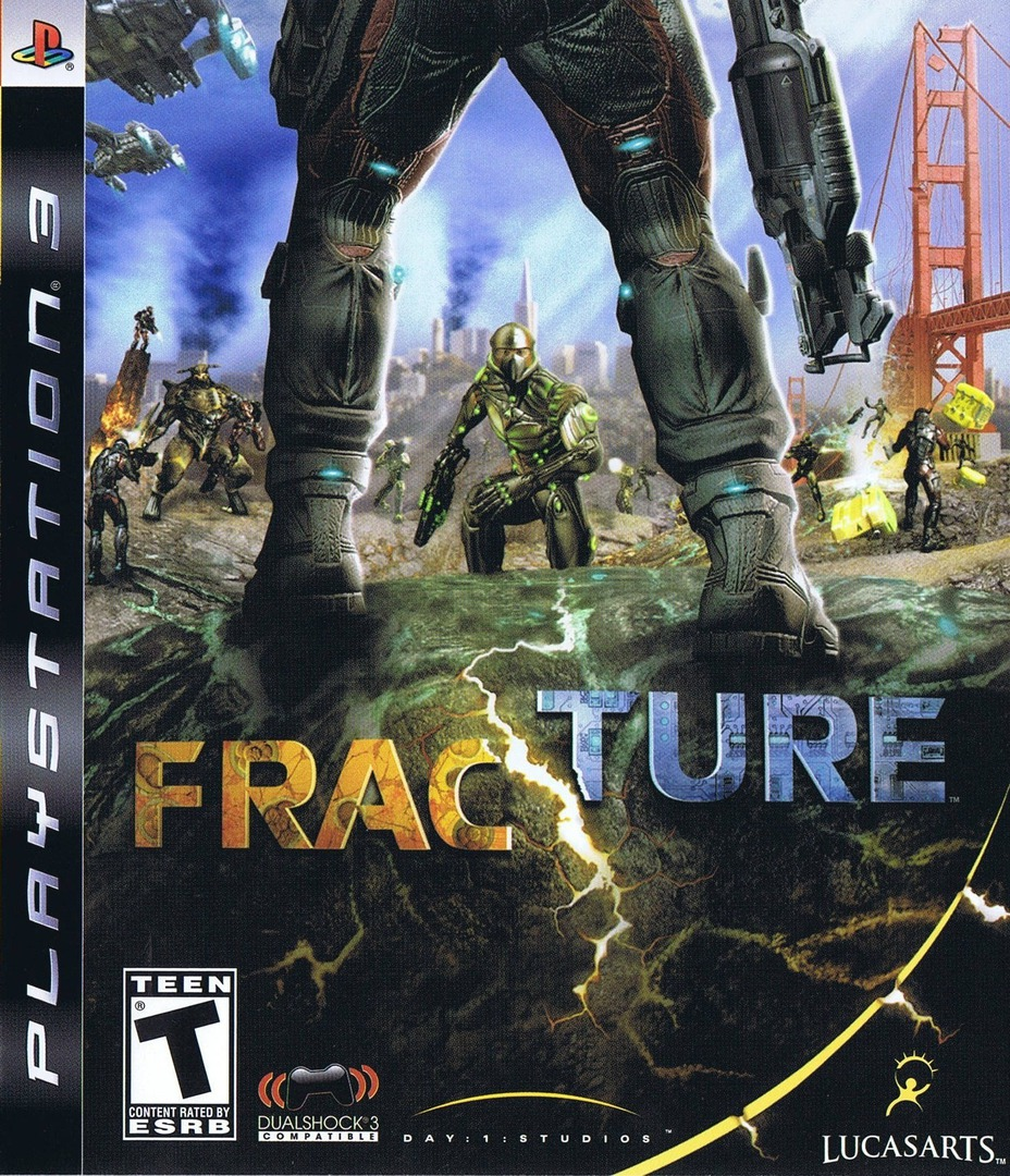 Fracture PS3 coverHQ (BLUS30184)