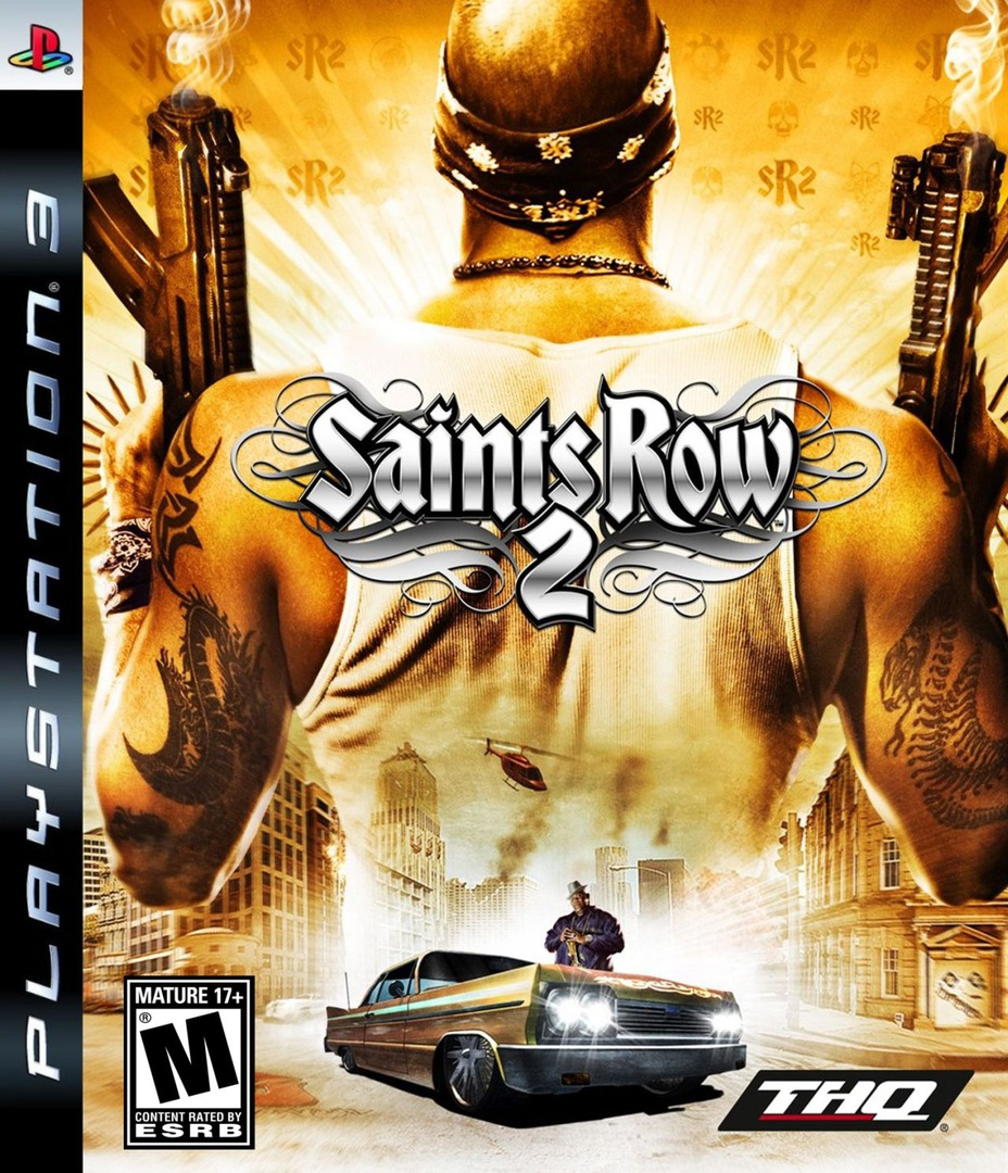 Saints Row 2 PS3 coverHQ (BLUS30201)