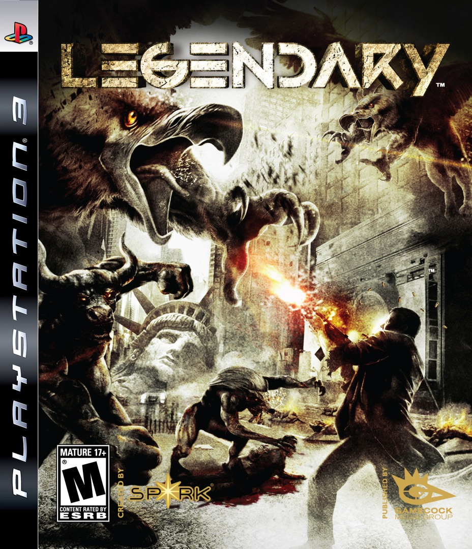Legendary PS3 coverHQ (BLUS30210)