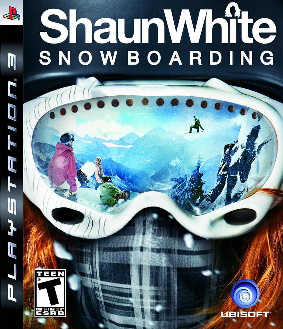 Shaun White Snowboarding PS3 coverHQ (BLUS30223)
