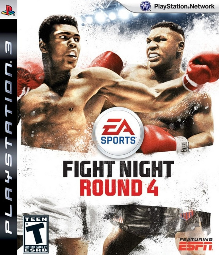 Fight Night: Round 4 PS3 coverHQ (BLUS30285)