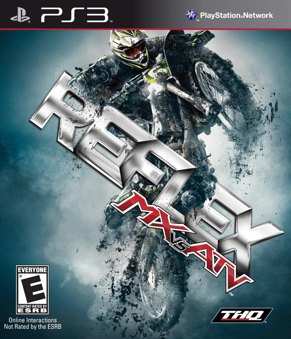 MX vs. ATV Reflex PS3 coverHQ (BLUS30321)
