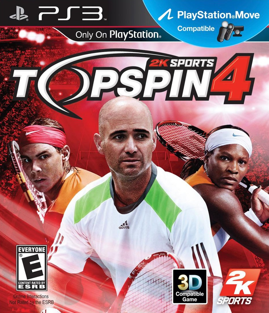 Top Spin 4 PS3 coverHQ (BLUS30427)