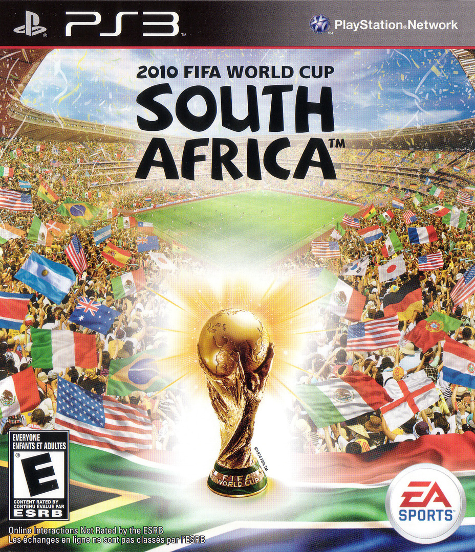 FIFA World Cup 2010: South Africa PS3 coverHQ (BLUS30474)