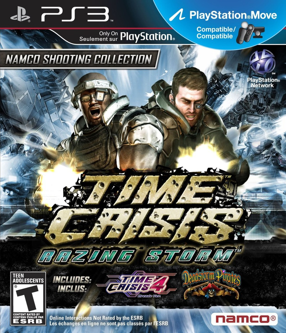 Time Crisis: Razing Storm PS3 coverHQ (BLUS30528)