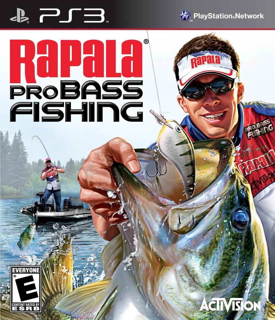 Rapala Pro Bass Fishing 2010 PS3 coverHQ (BLUS30570)