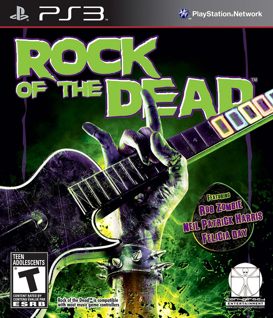 Rock of the Dead PS3 coverHQ (BLUS30658)