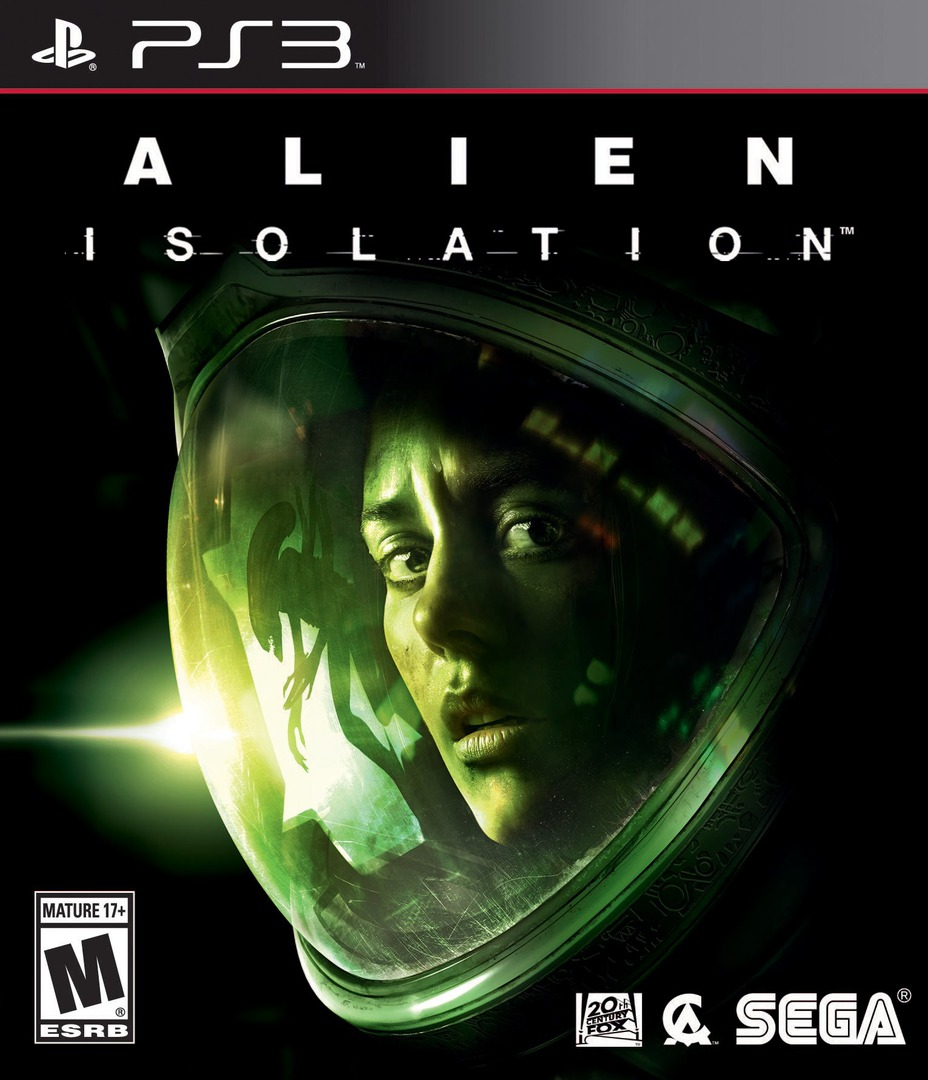 Alien: Isolation PS3 coverHQ (BLUS30832)