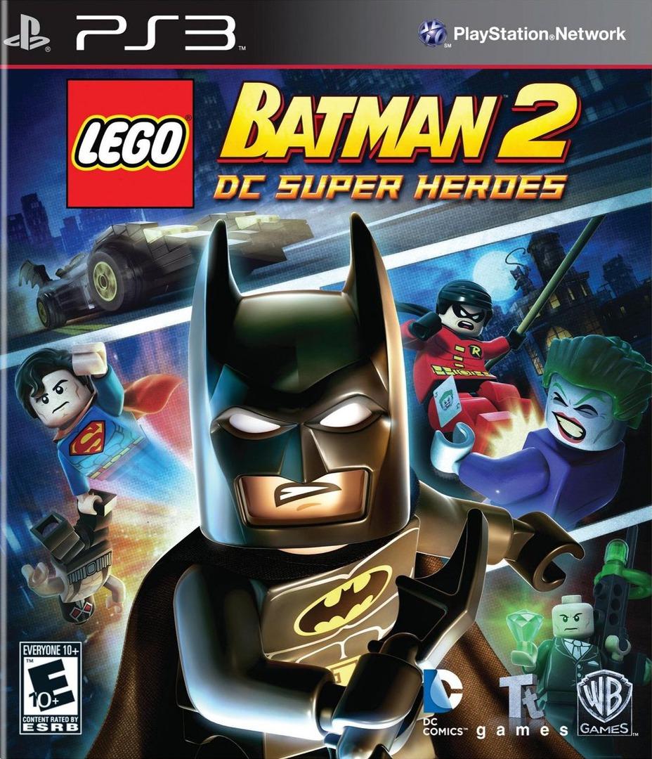 LEGO Batman 2: DC Super Heroes PS3 coverHQ (BLUS30837)