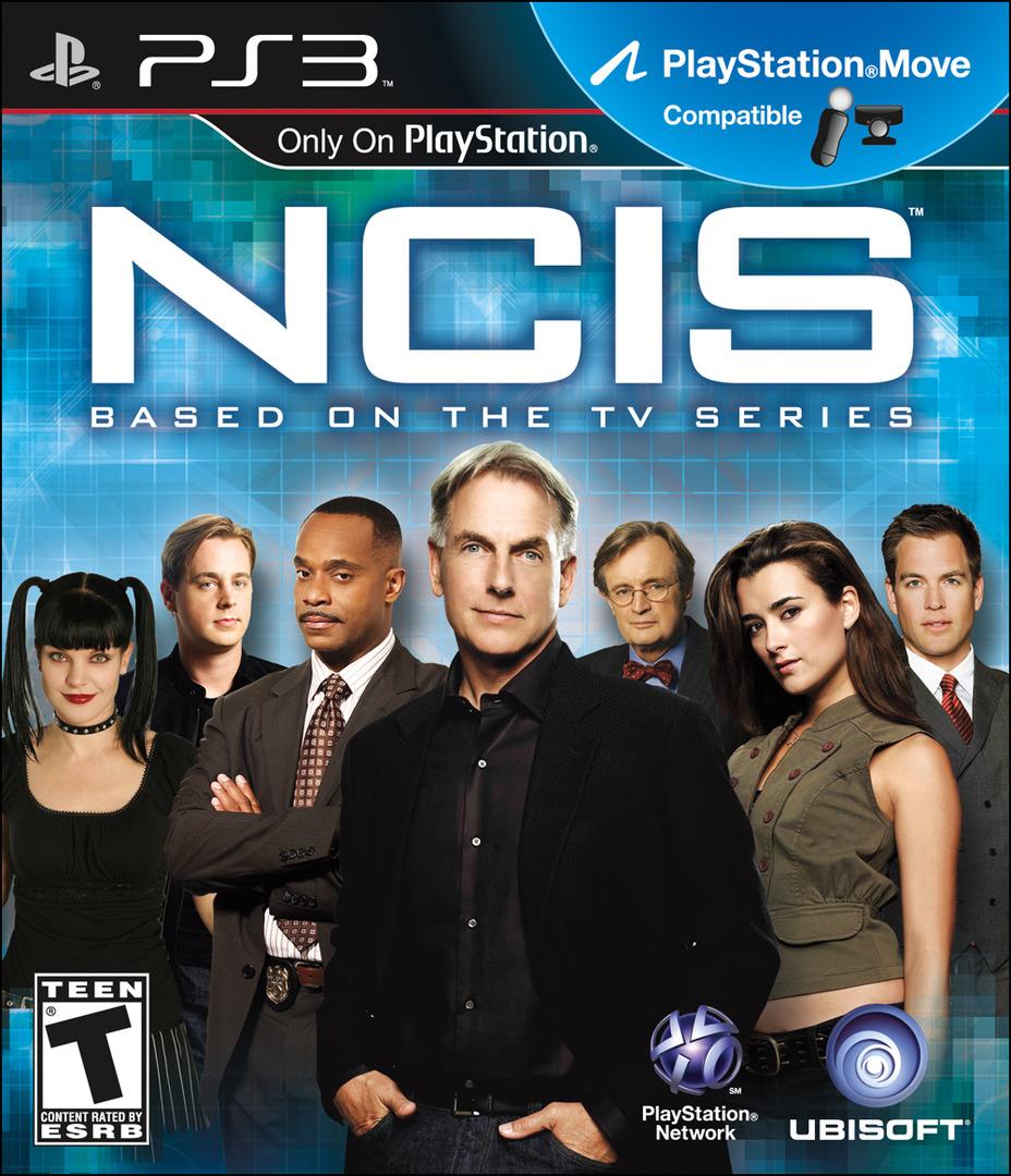 NCIS PS3 coverHQ (BLUS30840)