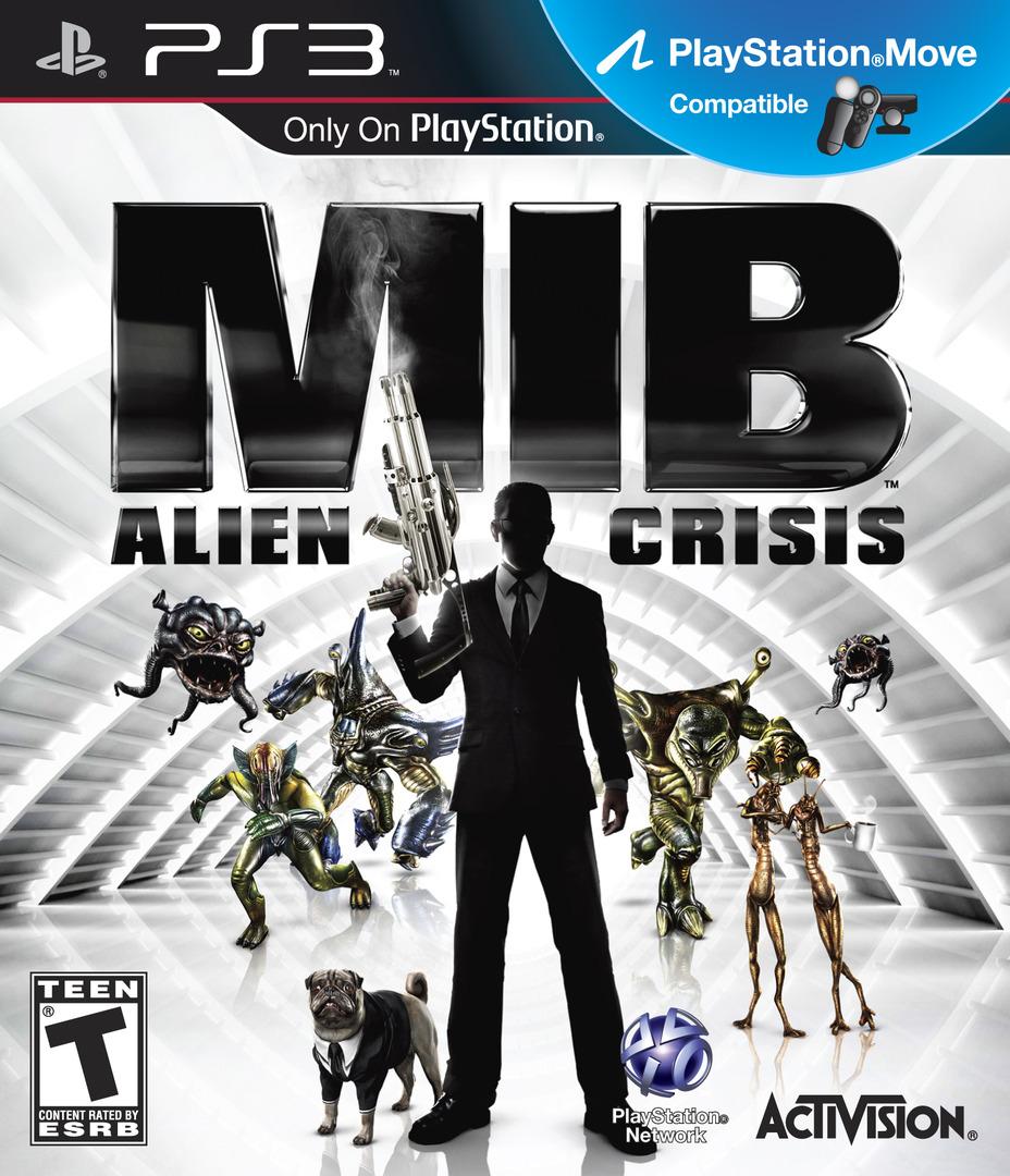 Men In Black: Alien Crisis PS3 coverHQ (BLUS30922)