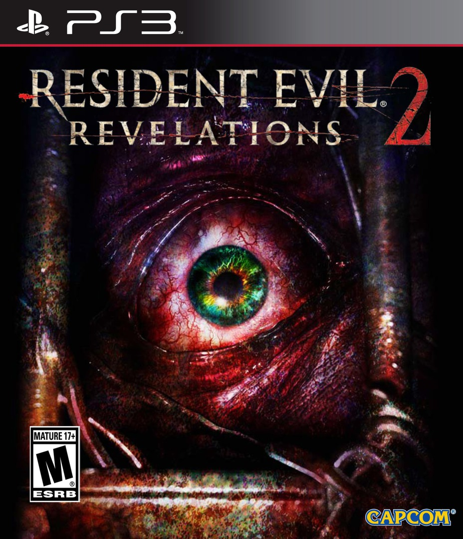 Resident Evil: Revelations 2 PS3 coverHQ (BLUS31444)