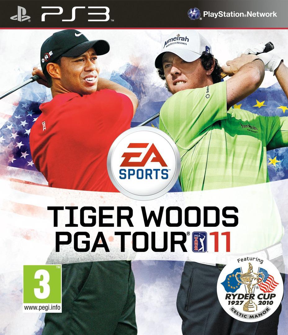 Tiger Woods PGA Tour 11 PS3 coverHQ2 (BLES00870)