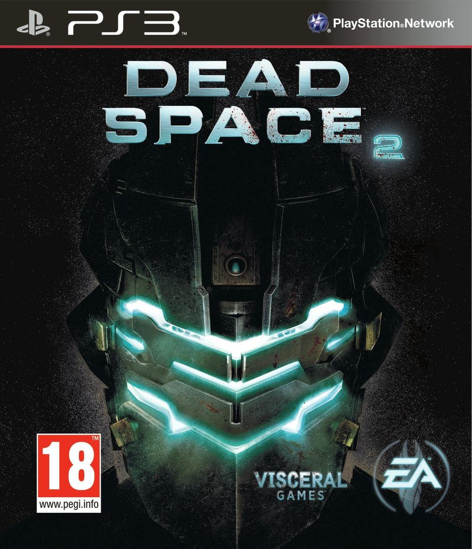 Dead Space 2 PS3 coverHQ2 (BLES01041)