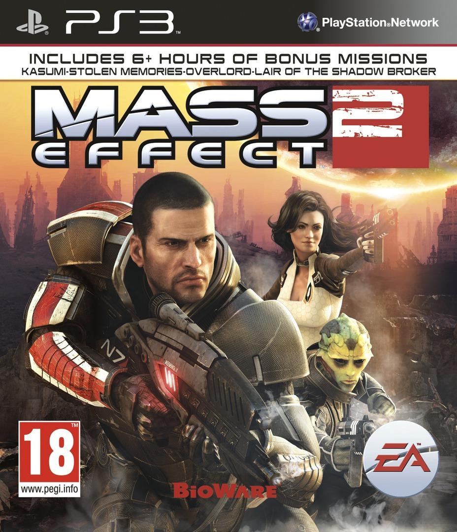 Mass Effect 2 PS3 coverHQ2 (BLES01133)