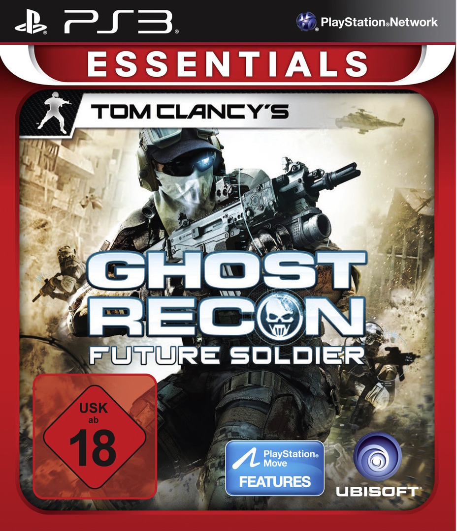 bles00924 - tom clancy's ghost recon: future soldier