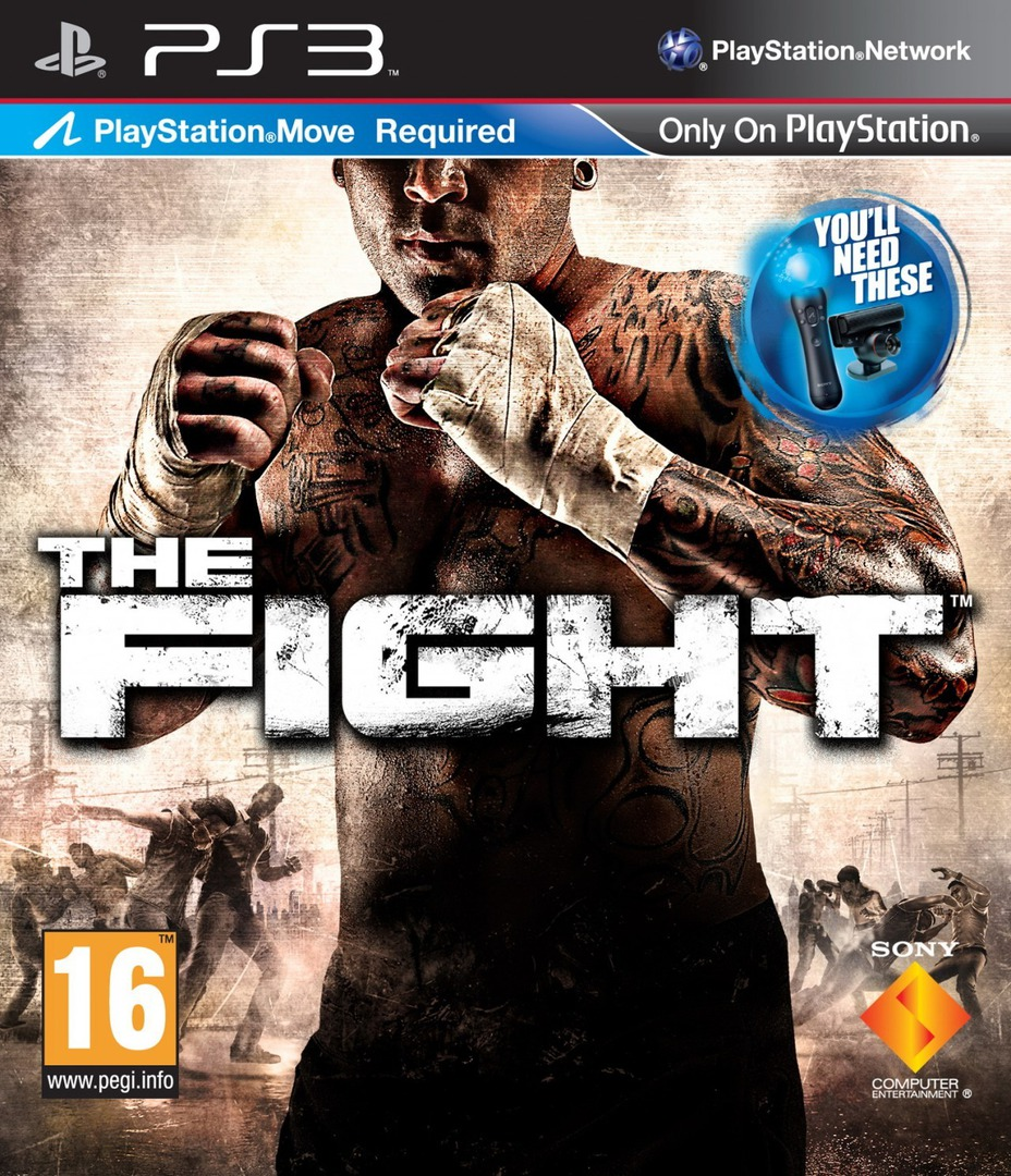 The Fight PS3 coverHQB (BCES00874)